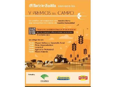 El Norte de Castilla convoca sus V Premios del Campo